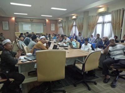 Sosialisasi APT 3.0 untuk PTKIS se Aceh